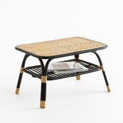 Table basse rotin Nihové La Redoute Interieurs - Table basse
