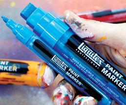 Possible FREE Liquitex Paint Marker Sample