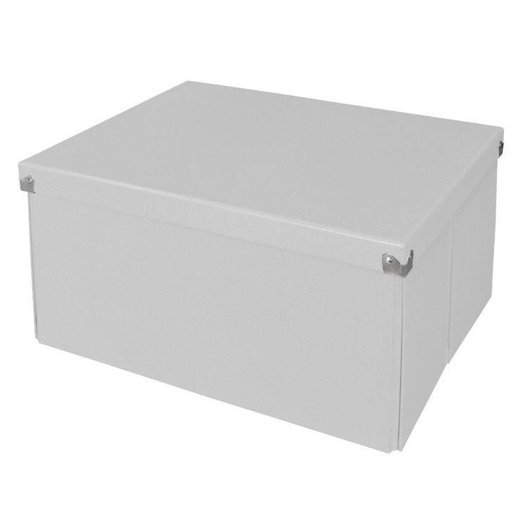 Amazon Small Decorative Boxes: Amazon.com : Pop N' Store Decorative Storage Box With Lid