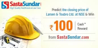 #Predict the closing price of #Larsen & #Toubro Limited at #NSE  http://www.foreseegame.com/user/GamePlay.aspx?GameID=BgDFD0YG04MTx8J7E34kPA%3d%3d