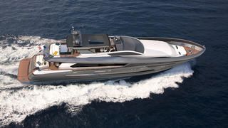 French yard Chantier Naval Couach has reinterpreted and updated its 3700 Sport with lengthened lines and a stronger profile