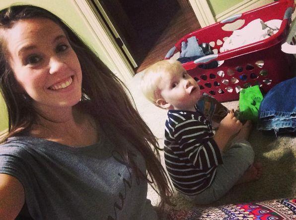 Jill Duggar Reveals Adorable Nickname for Baby No. 2!