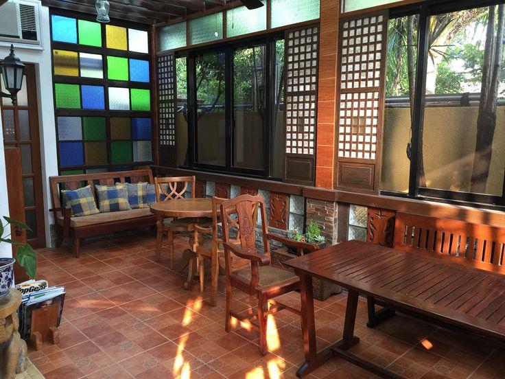 Our Filipino Lanai Design