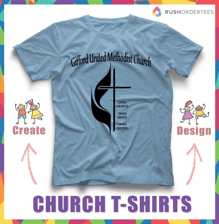 Awesome Church Design Idea For Your Custom T Shirts. You Can Find More Custom Church