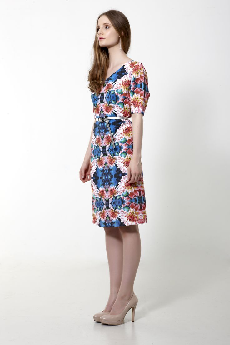 Lily Event Dress - Waterlily - Andrea Moore  http://www.andreamooreboutique.com/estore/style/dr51200.aspx