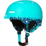 Roxy Gravity Zone Flex Helmet - Women's Turquoise, M - http://www.skiyouth.com/ski-equipment-deals/kids-snow-ski-equipment-deals/roxy-gravity-zone-flex-helmet-womens-turquoise-m/