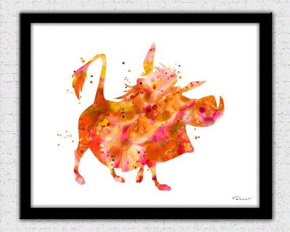 The Lion King print Lion King art Disney The by FluidDiamondArt