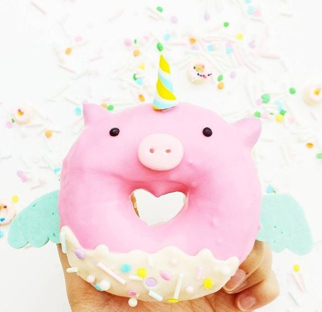 Awh Cute donut
