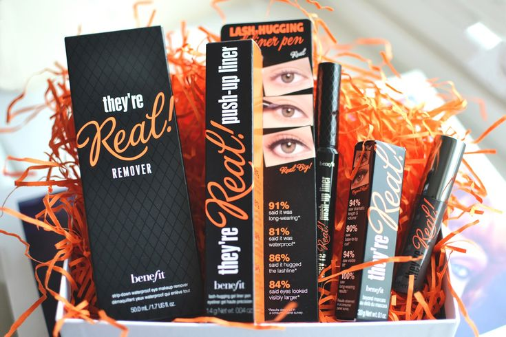Benefit They're Real Push Up Liner | The First Ever Gel Liner Pen!