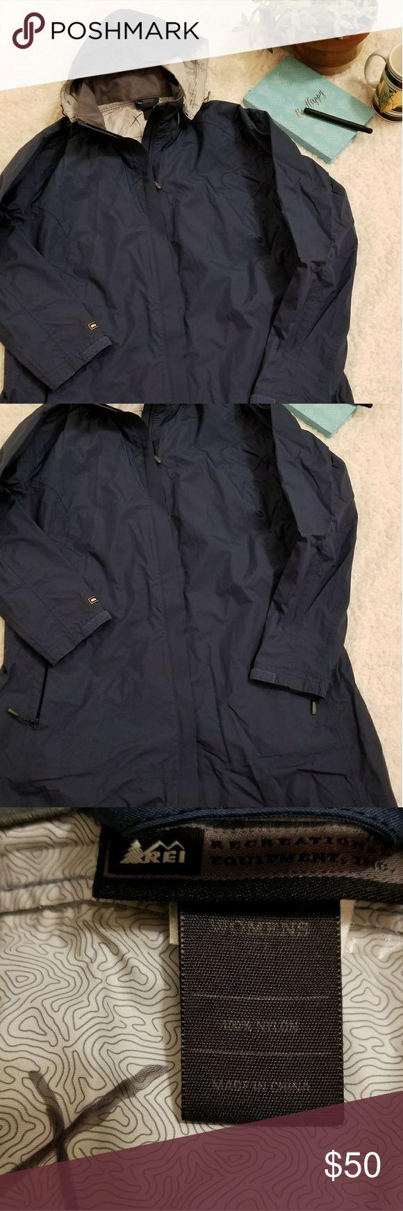 REI lightweight womens rain jacket Used lightweight jacket REI Jackets & Coats