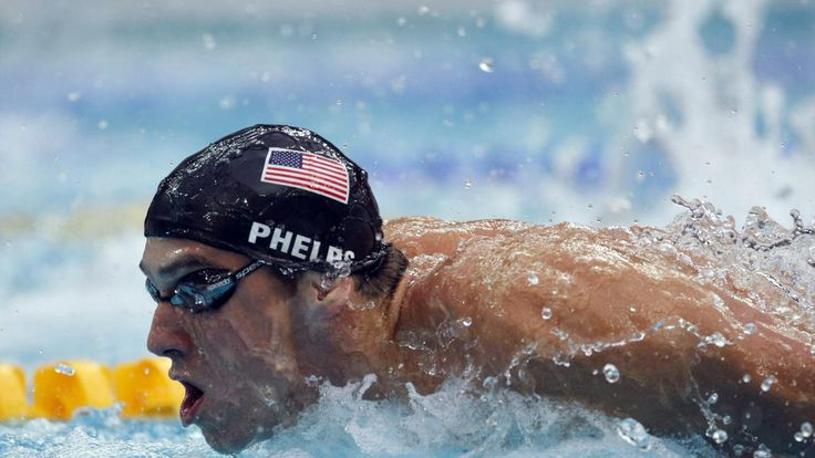 Michael Phelps wins eight gold medals at the Beijing Olympics (2008) -- Not only can Baltimore claim the greatest baseball player of all time and the greatest quarterback, but Phelps is already the most prolific Olympic swimmer, and he's headed for the London Olympics this summer.