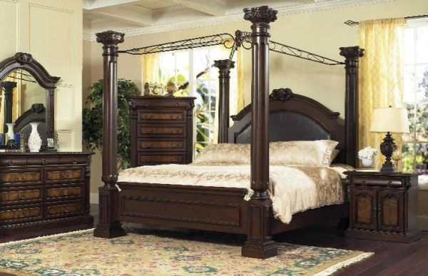 Canopy Bed For The Master Bedroom Lifestyle Pinterest
