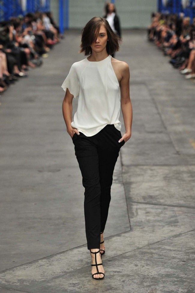 Australia FW Christopher Esber Ready-to-Wear S/S 2013/14