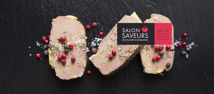 Le Salon Saveurs 2015 ouvre ses portes aujourd'hui !