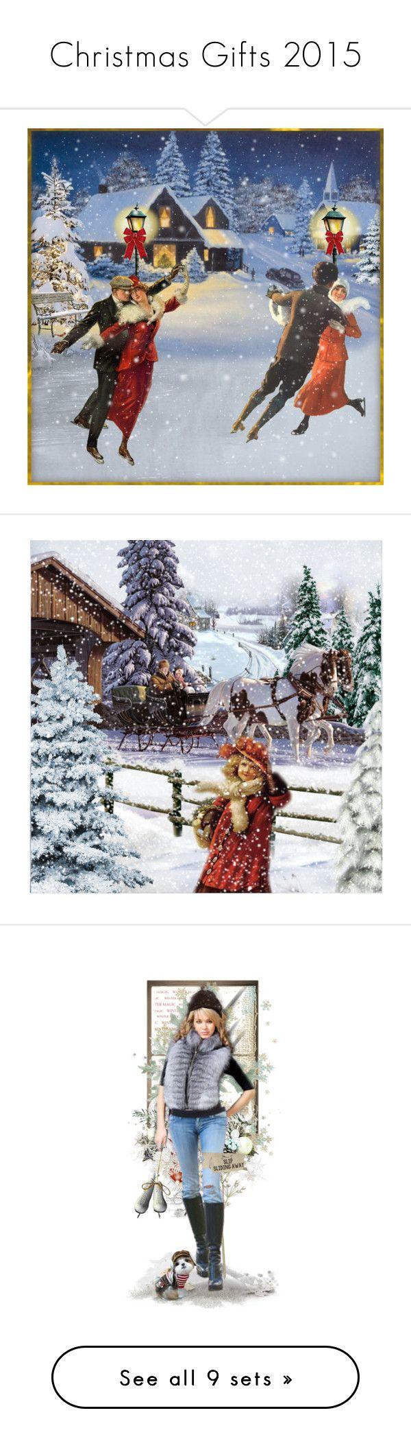 """Christmas Gifts 2015"" by lastchance ❤ liked on Polyvore featuring art, artset, dolset, Karen Millen, Dee Keller, Ashley Pittman, Henri Bendel, Christmas, santa and polyvoreeditorial"