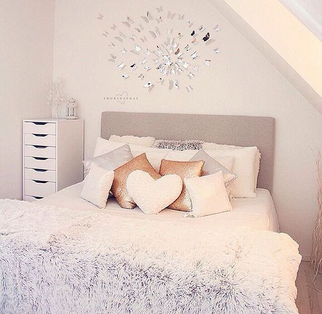 Best 25 cute teen rooms ideas on pinterest for Cute bedroom ideas for young women