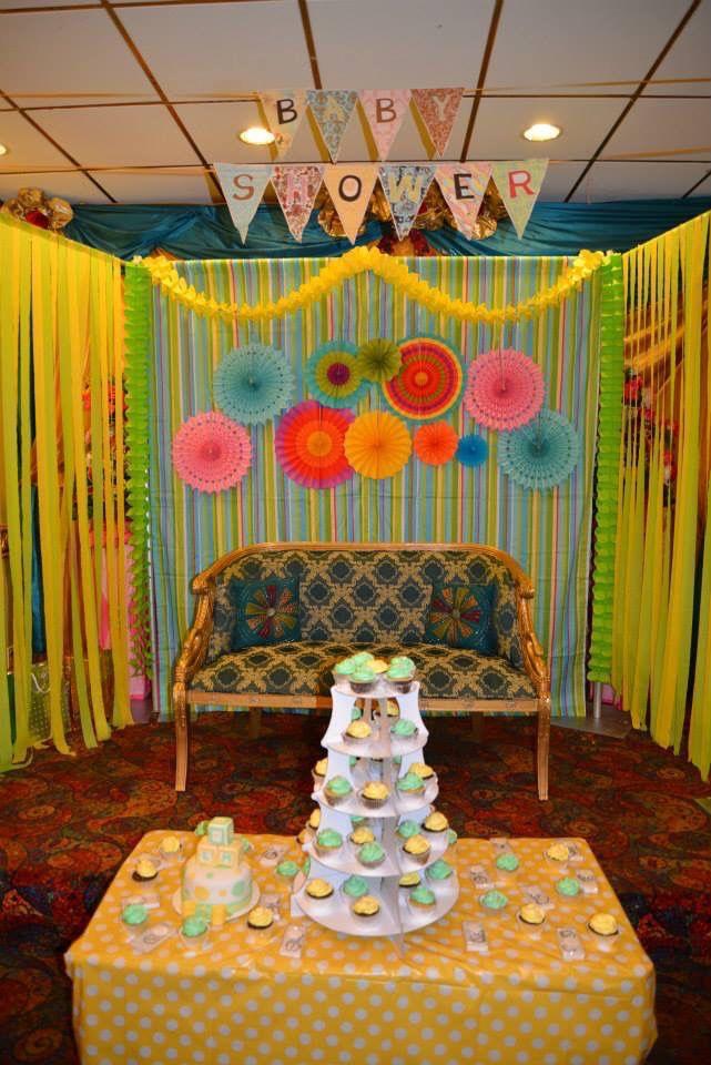 Stage by www.tamannasdecor.com #baby #Bangladeshi #Indian ...