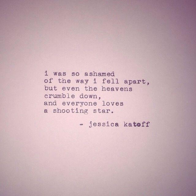 Crumble// Jessica Katoff
