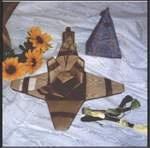 Pyramid Needle Box:   Kit -$14.00: Great Ideas