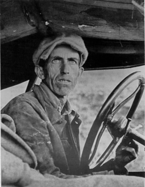 The early life and times of dorothea lange