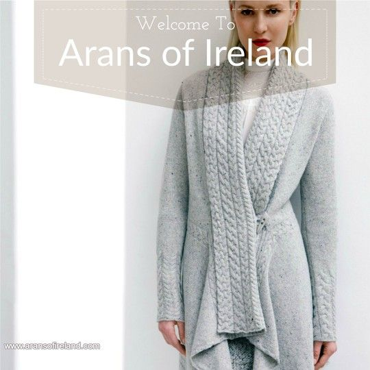 Welcome to Arans of Ireland Enjoy our Sale while stock's Last
