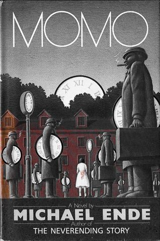 """""""Life's passing me by,"""" he told himself, """"and what am I getting out of it? Wielding a pair of scissors, chatting to customers, lathering their faces. is that the most I can expect? When I'm dead, it'll be as if I'd never existed."""" Momo, by Michael Ende, 1973. Originally in German."""