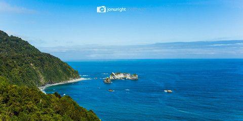 Motukiekie reef - New Zealand | Jon Wright photo