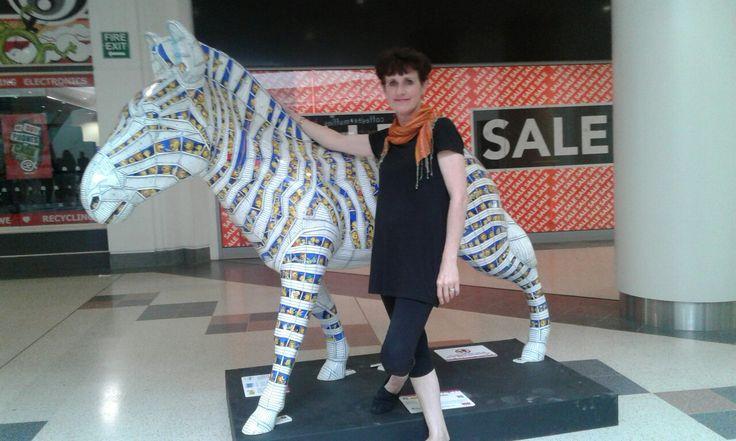 Trojan Zebra # 29