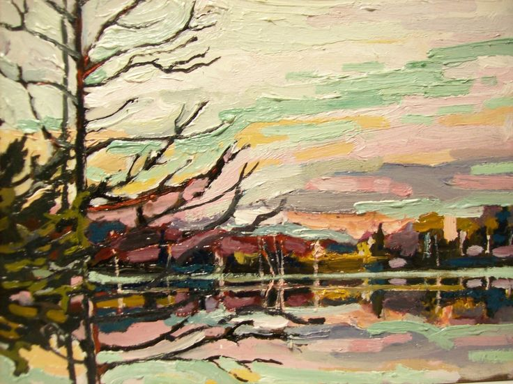Andrew Zahorouski - a Dunnville artist from Bancroft, Ontario