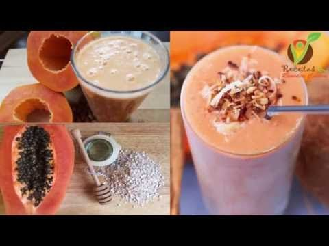 El Desayuno Más Saludable LIMPIAR SU CUERPO De Toxinas Y Perder 11 Libras En Un Mes - YouTube