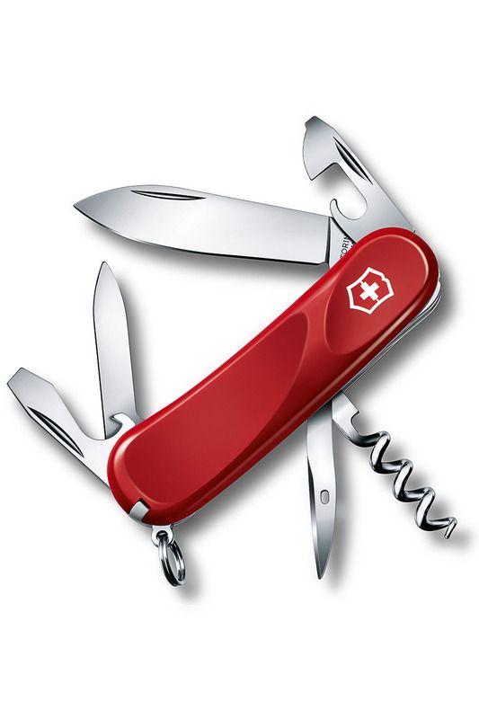 Нож перочинный 13 функций Victorinox85 мм, 13 функций: Лезвие; Пилка для ногтей с Инструментом по уходу за ногтями; Консервный нож с Малой отвёрткой; Открывалка для бутылок с Фиксирующейся отвёрткой, Инструментом для снятия изоляции; Штопор; Шило, кернер; Кольцо для ключей; Пинцет; Зубочистка