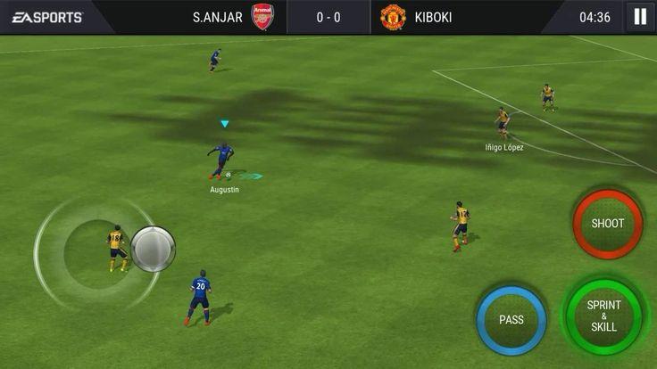 FIFA 17 MOBILE BEST LONG RANGE  GOALS EP. #1
