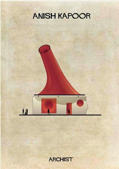 Miluccia ◆: les buildings de Federico Babina