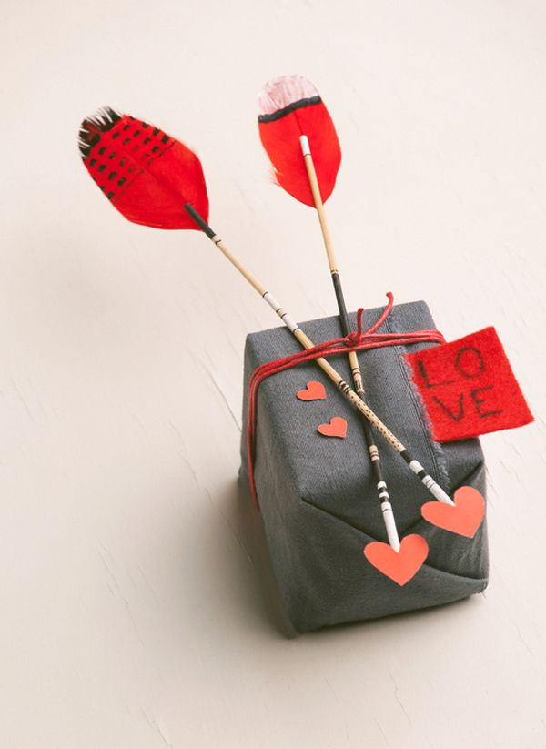 Down to the wire... Three easy and sweet Valentines ideas you can make at the last minute.