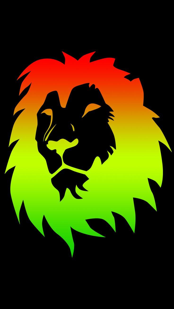 rasta lion wallpaper iphone - photo #11