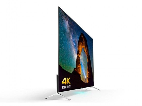 Sony announces new UltraHD 4K TV line, all with Android TV