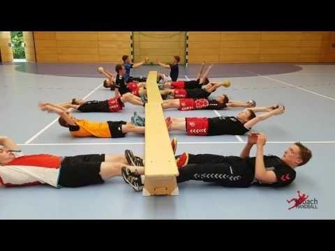 Handball training compilation - YouTube