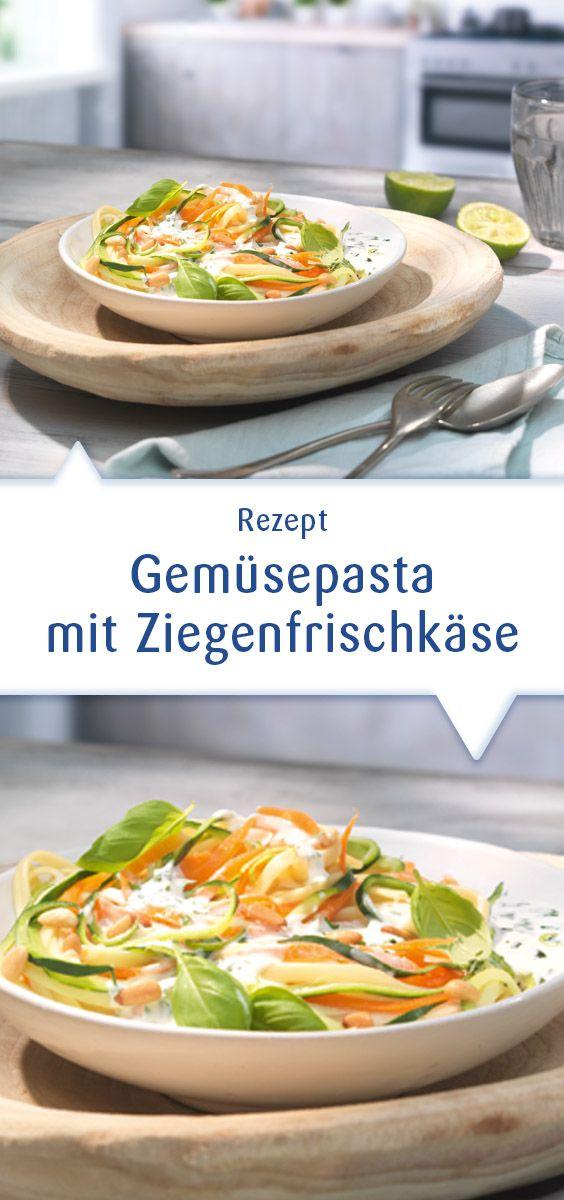 Probiert doch mal unsere Gemüsepasta mit einer Soße aus Snøfrisk®-Ziegenfrischkäse! Weniger Kohlehydrate, mehr Vitamine plus Extraportion Genuss. Die würzig sahnige Snøfrisk®-Sauce lässt den frischen Geschmack von Möhren und Zucchini wunderbar zur Geltung kommen. Und das Tüpfelchen aufs i setzt die raffinierte Gremolata.  Dieses und weitere Rezepte mit unserem norwegischen Ziegenfrischkäse auf snofrisk.de