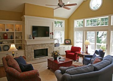 69 best Family Room Remodel images on Pinterest Fireplace ideas