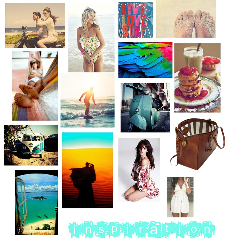 Thanks Escapada Living for this visual inspiration... definitely see a bit of Bali in here!
