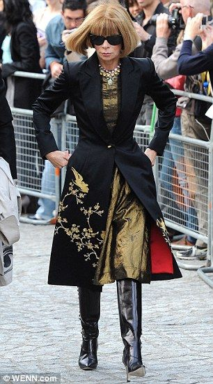 Fashion Icons Mourn Alexander McQueen in London