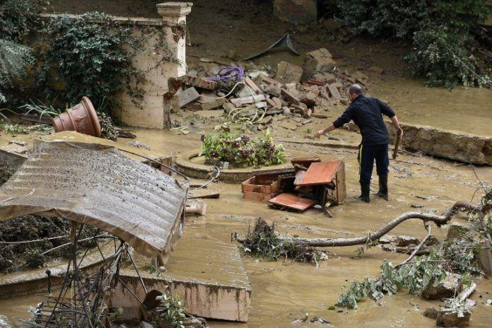 Noticias de Hoy: Lluvias torrenciales en Italia