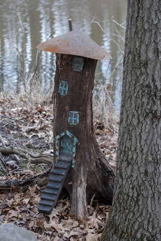 Fairy Houses for the Garden | Fairy House Exhibit Opens - Taltree Arboretum & Gardens