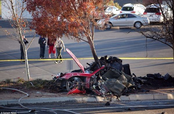 Paul walker crash :(