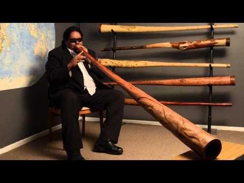 DIDGERIDOO - William Barton Meets the Australian Youth Orchestra. - YouTube