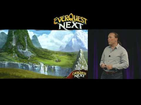EverQuest Next: The Evolution Of MMOs