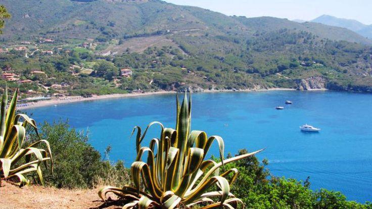 The Island of Elba - Capo Stella