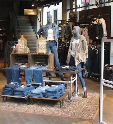 view on retail: shopwindow