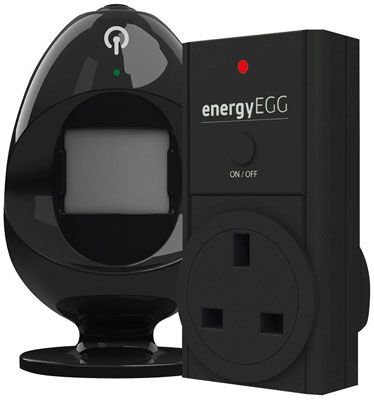 energyEGG Turns Off Lights and Appliances Automatically in an Empty Room.