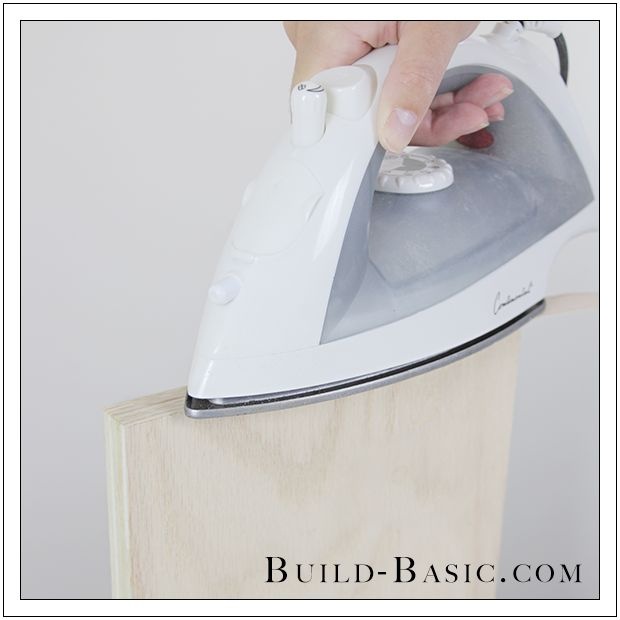 How To Finish Plywood Edges by Build Basic - Step 5